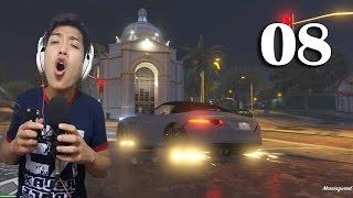 [GTA5] Bình Luận GTA 5 Phá Xăm Đốt Vành Tập 08 - NTN