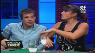 Yamila Reyna cuenta el chiste de la mujer que lleva un novio a su casa