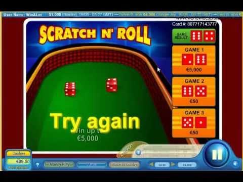 scratch lottery tickets online free