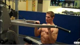 How To: Lat Pulldown (Cybex)
