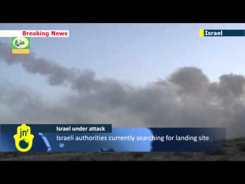 Gaza Strip militants launch rocket at southern Israel