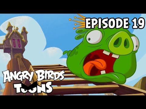 Angry Birds Toons # 19 - Sneezy to dokázal