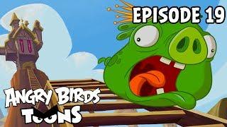Angry Birds Toons #19 - Sneezy to dokázal