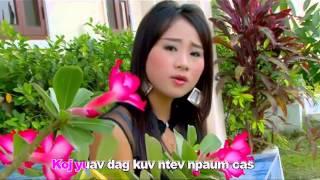 Dej Ntxhee Thoj- Hmong New Song 2014