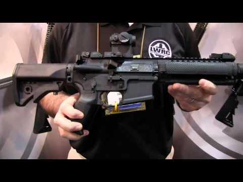 SHOT Show 2012: LWRC PSD 300 in .300 Blackout