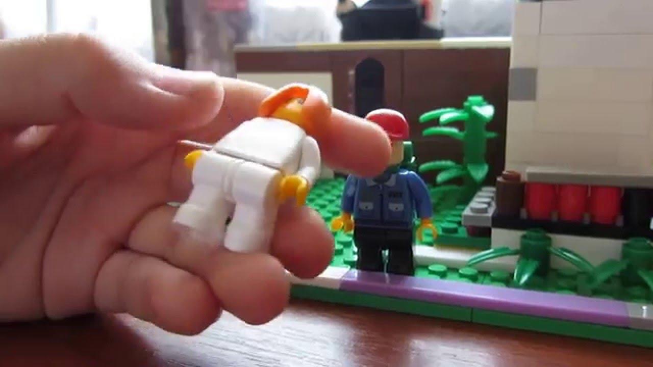 Мультик лего в домашних условиях