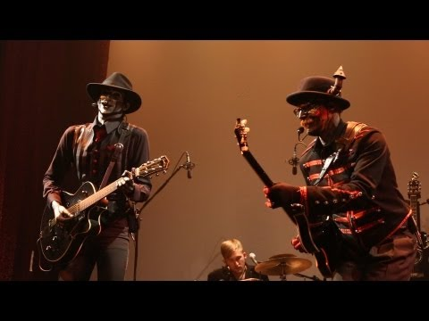 Steam Powered Giraffe - Hatch Fever (Live at the La Jolla Playhouse in San Diego)