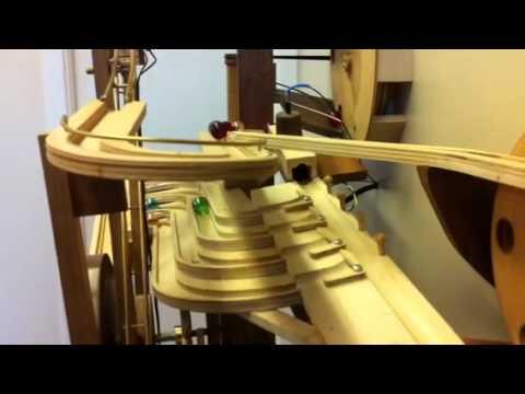 marble sorting machine