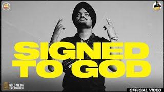 Signed To God Sidhu Moose Wala Video HD Download New Video HD