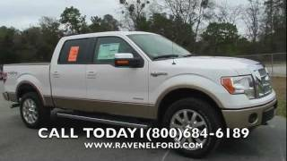 2012 FORD F-150 KING RANCH REVIEW * ECOBOOST * 4X4 * $98