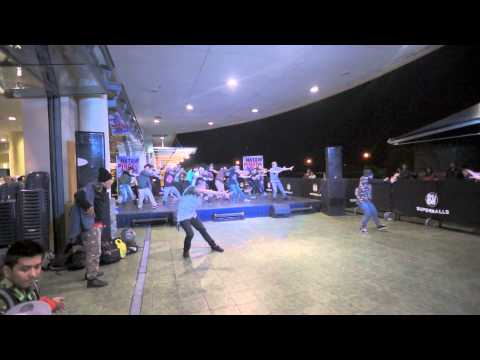 Hataw Pinoy Dance Workshop with the Philippine All Stars