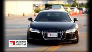 รีวิว Audi R8 V10 :: Supercar Review By Bangkok Supercar