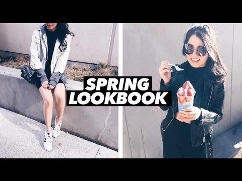 Spring Lookbook 2017: April
