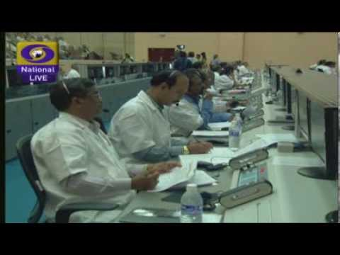 Launch of PSLV-C25/Mars Orbiter Mission - Live from Sriharikota