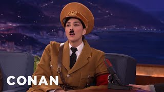 Adolf Hitler (Sarah Silverman) Hates Being Compared To Donald Trump