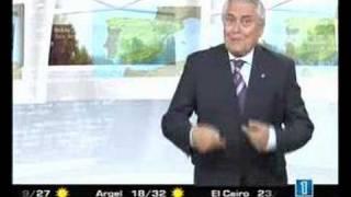 TVE1 Despedida De Paco Montesdeoca