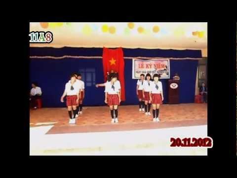 Nhớ ơn thầy cô _ Lớp 11A8 _ Trường THPT Phan Chu Trinh