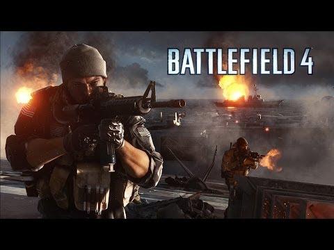 Battlefield 4: Zwiastun trybu kampanii