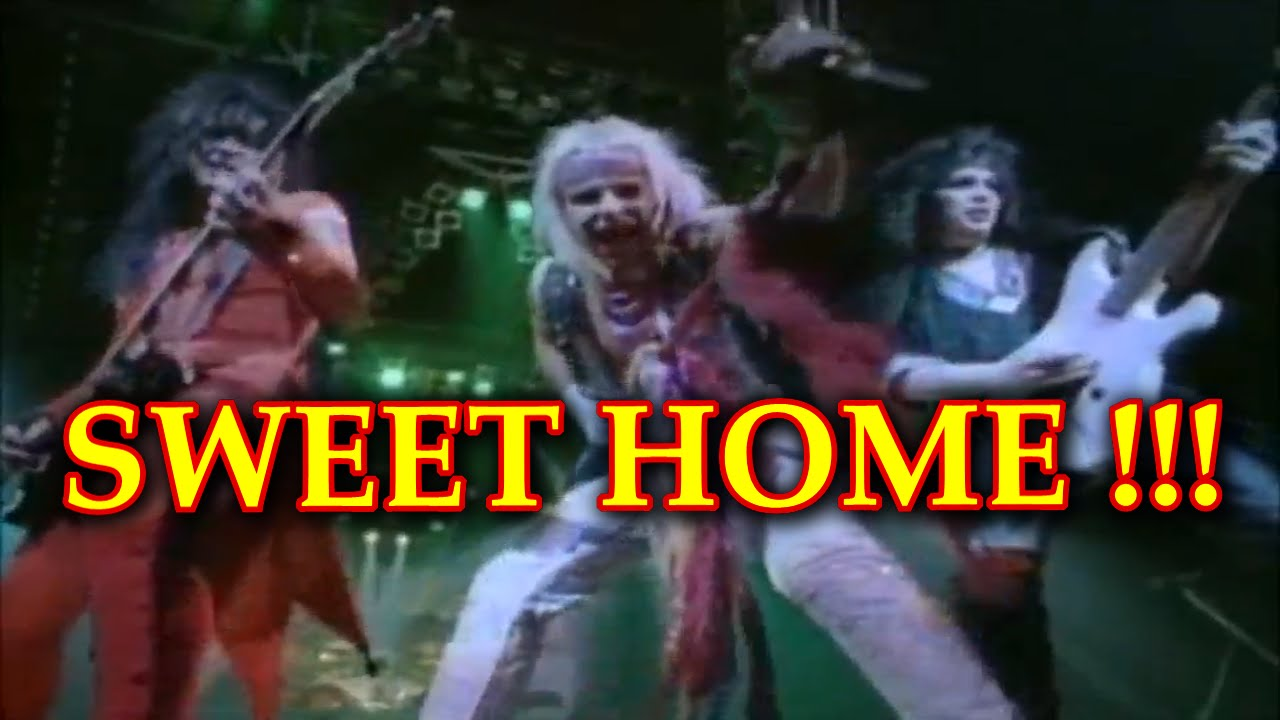 Home Sweet Home by Mötley Crüe ~ Piano Letter Notes