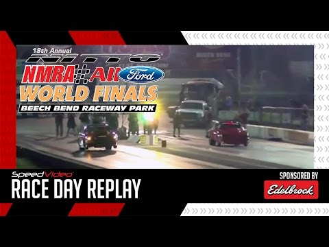 Race Day Replay - NMRA World Finals 2016 - Finals