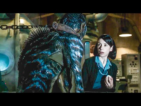 THE SHAPE OF WATER Trailer (2017) Guillermo del Toro