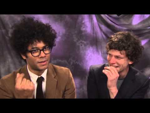 Ayoade Jokes About Redford at Sundance