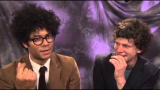 Ayoade Jokes Takes On Redford at Sundance