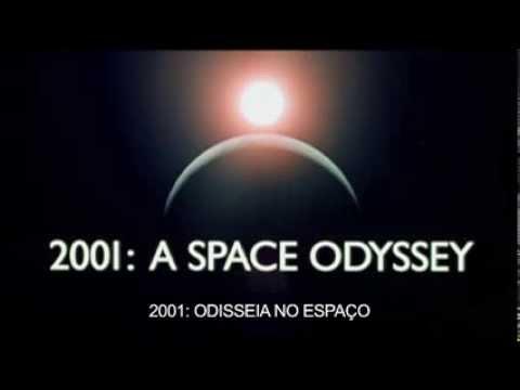 2001: ODISSEIA NO ESPAÇO - Trailer Oficial Português