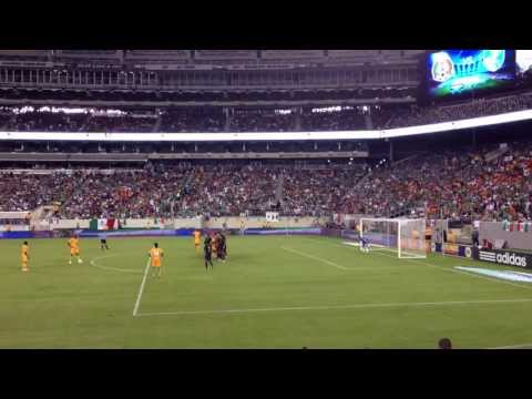 Didier Drogba GOAL vs. Mexico (August 14, 2013 - MetLife Stadium)