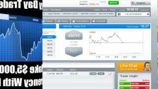 Binary Options Strategy Like The Big Boys (cool Secret