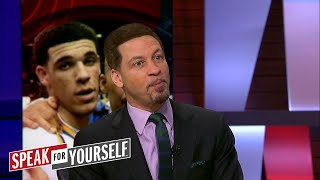 LaVar Ball unwittingly did Lonzo Ball a favor - Chris Broussard explains how | FIRST THINGS FIRST