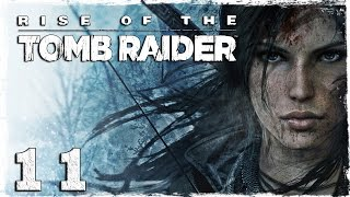 [Xbox One] Rise of the Tomb Raider. #11: Киса.