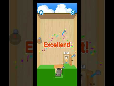 Rescue Cut Android Game - puzzle fun thrilled levels