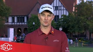 Justin Rose on winning FedEx Cup: Birdie on 18 'came just in time' | SportsCenter | ESPN