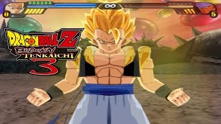 Dragon Ball Z Budokai Tenkaichi 3: Goku And Vegeta Vs