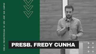 Presb. Fredy Cunha