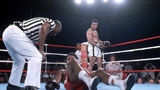 Muhammad Ali vs George Foreman - Rumble in the Jungle