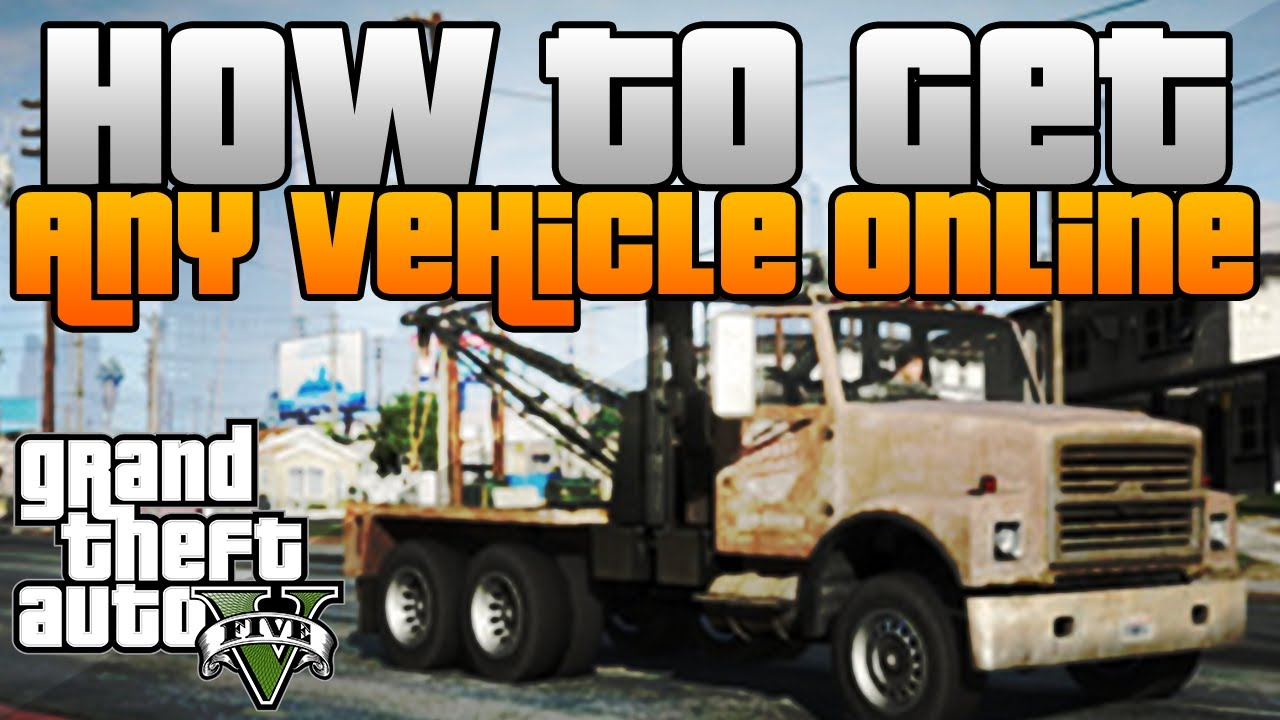 how to get impounded vehicles in gta5 online