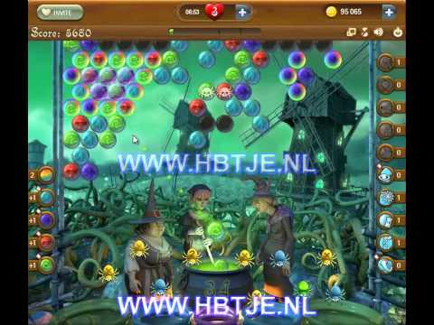 Bubble Witch Saga level 108