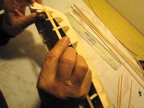 Video guida per costruire un modello di veliero come for Modelli di case da costruire