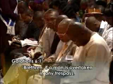 Broken Home And Reconciliation Sermon By T.B. Joshua-Cut3