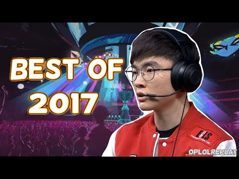 Best Of 2017 In Less Than 10 Minutes - Lolesports #LeagueOfLegends