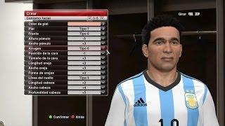 MARADONA (Mundial De USA 94) (PES 2014)