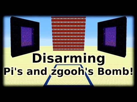 Disarming Pi's and zgooh's Bomb