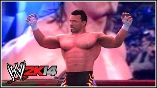 WWE 2K14 Ruthless Aggression Latino Heeeeat, Eddie