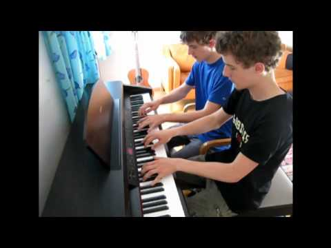 Bohemian Rhapsody - Queen - (Piano cover)