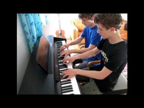 Bohemian Rhapsody - Queen - (Piano cover)