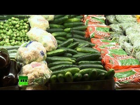 Правительство США поддерживает производителя продуктов с ГМО