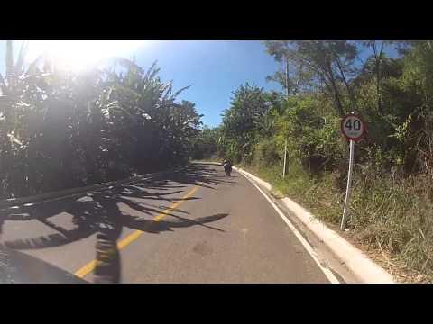 Drop Duas Bocas - Aleks Lourenço - Skate longboard downhill ES