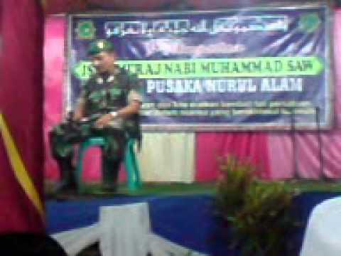 Qiroat, parajurit TNI